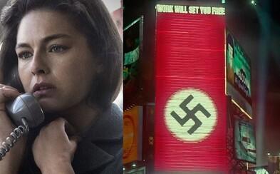 V nacistickej Amerike sa vzmáha odboj proti totalite. Dystopický seriál The Man in the High Castle sľubuje v 3. sérii osudovú jazdu