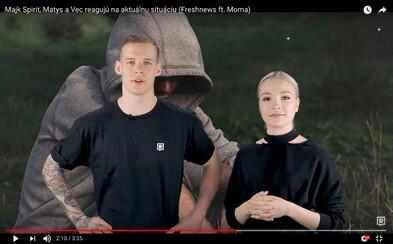 V najnovších Freshnews aj Moma! Pobijú sa s Deniskou o miesto moderátorskej jednotky?