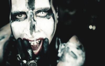 V nejnovějším klipu Marilyna Mansona účinkuje jeho dlouholetý kamarád Johnny Depp. Výsledek jejich spolupráce je více než bizarní