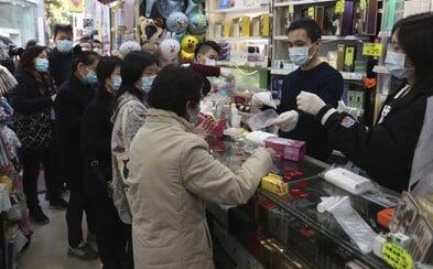 V Německu a Japonsku potvrdili koronavirus z Číny, pacienti ale tuto zemi nenavštívili