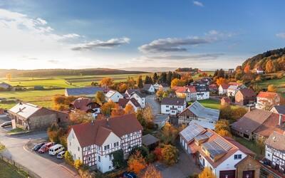 V Německu si můžeš vydražit celou vesnici. Lidé už mají řadu nápadů, co by s vlastní mini osadou provedli