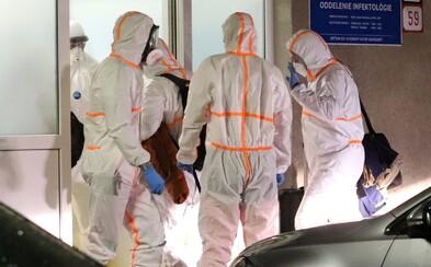 V nemocnici v Martine prijali pacienta, ktorý môže byť nakazený koronavírusom