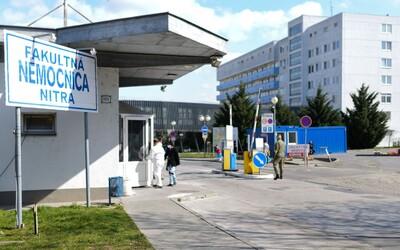 V nemocnici v Nitře aktuálně zemře denně zhruba 5krát více lidí než před pandemií