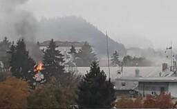 V nemocnici v Ružomberku horelo dvakrát, požiar najprv dostali pod kontrolu, ale neúspešne. Na vine je elektrický skrat
