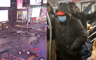 V New Yorku bojuje s koronavírusom aj lekár, ktorý prežil ebolu. V jedinej nemocnici tam zomrelo 13 ľudí za 24 hodín