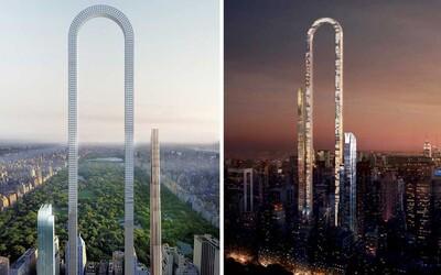 V New Yorku může vyrůst netradiční mrakodrap ve tvaru písmene U. Na délku má více než 1,2 kilometru