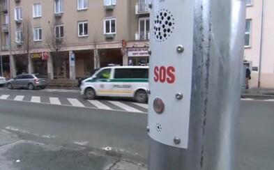 V Nitre na uliciach s najvyššou kriminalitou môžeš privolať policajtov vďaka špeciálnemu tlačidlu