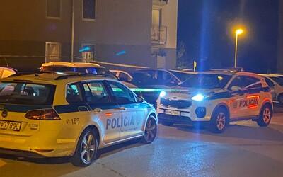 V Nitre našli dobodanú ženu, polícia v byte zadržala jej syna