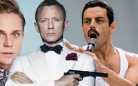 V novej Bondovke sa agentovi 007 podľa všetkého postaví čerstvý držiteľ Oscara Rami Malek