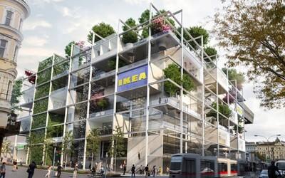 V novej viedenskej predajni Ikea už nezaparkuješ