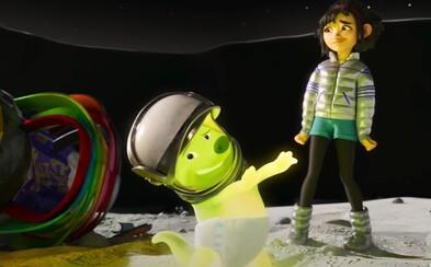 V novém animáku od Netflixu se vydáme na Měsíc. Nádherný sci-fi svět, chytlavá hudba a špičková animace zabojuje o Oscary