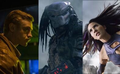 V novom Predatorovi od talentovaného Shanea Blacka si zahrá Murphy z Narcos či krásna Olivia Munn