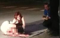 V Nových Zámkoch chceli popraviť muža na ulici, páchateľ sa mu vraj pokúšal odrezať hlavu