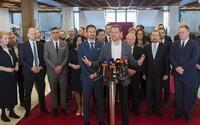 V OĽaNO koluje výzva na podporu Matoviča. Ak premiér podá demisiu, podpísaní skončia