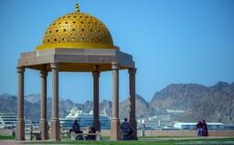 V Ománu neměřili nejvyšší teplotu v historii. Bylo tam neuvěřitelných 51,6 °C