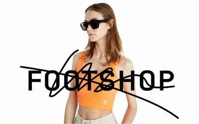 V online obchodě Footshop právě odstartoval velký letní výprodej. Využij slevy až do výše 60 %