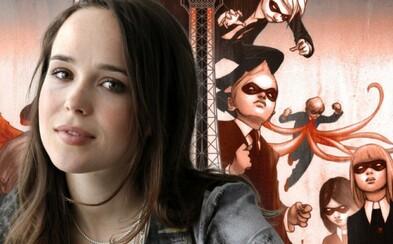 V originálnom superhrdinskom seriáli The Umbrella Academy od Netflixu si zahrá na Oscara nominovaná Ellen Page. Kto sa objaví po jej boku?