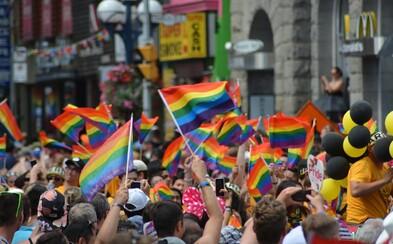 V Ostravě se konal průvod členů LGBT, část odpůrců byla agresivní