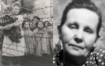 V Osvienčime pomohla priviesť na svet 3000 detí. Väčšinu však nechali nacisti utopiť či vyhladovať