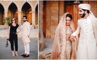 V Pakistane sa v rámci svadby fotí aj prvá noc mladomanželov. Ako to zvládla Slovenka Diana?