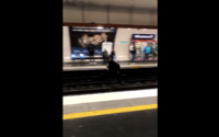 V parížskom metre sa chcel cestujúci vyhnúť revízorom, bežal po trati až do tunela. Kvôli lístku za pár eur riskoval svoj život