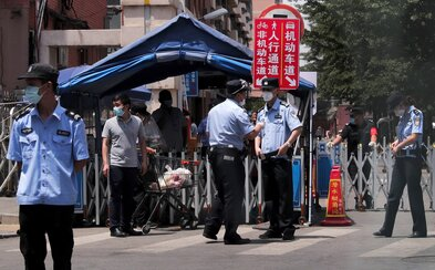 V Pekingu sa opäť šíri koronavírus. Nové ohnisko nákazy je tržnica, kde predávajú mäso a zeleninu