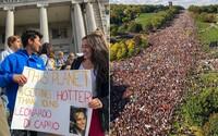 V piatok po celom svete štrajkovali milióny ľudí za budúcnosť. Takto to vyzeralo v Austrálii, Kanade či na Novom Zélande