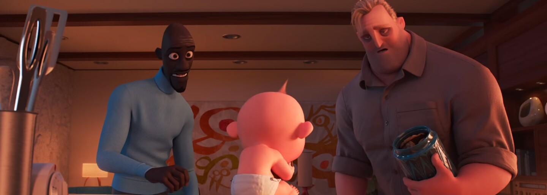 V Pixare pravdepodobne natočili najlepší animák roka. Rodinka úžasných v zábavnom traileri opäť vyráža do akcie