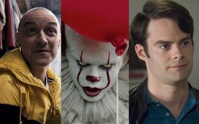 V pokračovaní hororovej pecky It si možno zahrajú aj James McAvoy a Bill Hader. Ktoré postavy stvárnia?