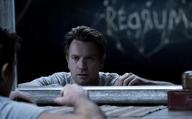 V pokračovaní hororu Shining sa Ewan McGregor vracia do hotelu, kde ho chcel zavraždiť vlastný otec