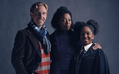V pokračovaní príbehu Harryho Pottera budú Hermionu a jej dieťa hrať černošky