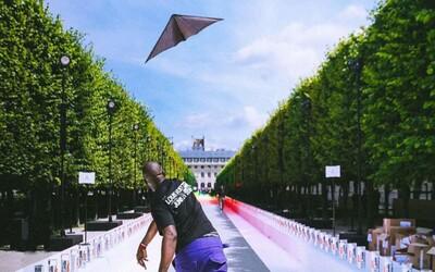 V ponuke Louis Vuitton nájdeš okrem luxusnej módy aj šarkana za takmer 8 500 eur