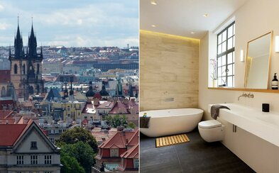 V Praze je cena bytů 6krát vyšší než v Ústeckém kraji. Ten nejdražší stojí 122 milionů korun