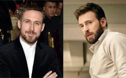 V Prahe sa natáča najdrahší film z produkcie Netflixu. Hrajú v ňom Ryan Gosling a Chris Evans