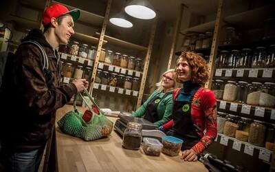 V Praze vyroste nová prodejna potravin bez obalu. Ambiciózní projekt, díky kterému i ušetříte, získal v kampani už skoro milion korun