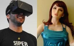 V Praze vznikl první nevěstinec ve virtuální realitě. Stačí nasadit brýle a vybrat si společnici