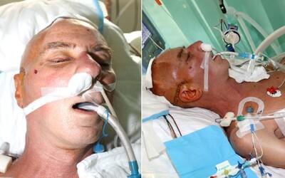 V pražské nemocnici na ARO leží neznámý muž v bezvědomí. Policie prosí o pomoc při pátrání po jeho totožnosti