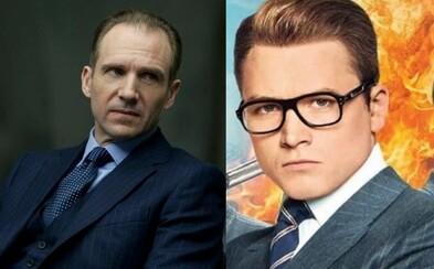 V prequeli akčnej série Kingsman si pravdepodobne zahrá hlavnú rolu Ralph Fiennes