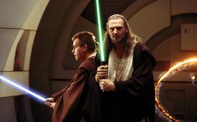V pripravovanom filme s Obi-Wanom by sme sa mohli dočkať aj jeho zosnulého majstra Qui-Gon Jinna. Liam Neeson by rozhodne nebol proti