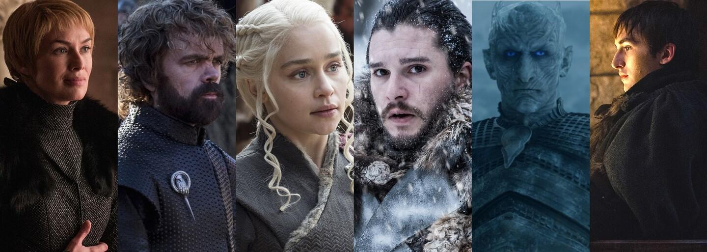 V prvním traileru pro finále Game of Thrones musí rody Starků a Targaryenů bojovat proti Night Kingově armádě
