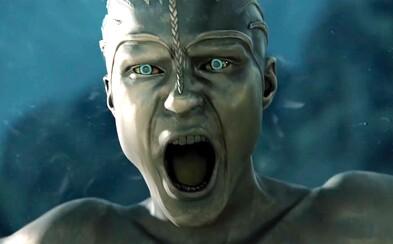 V Raised by Wolves od Ridleyho Scotta proběhne souboj mezi posledními lidmi ve vesmíru a roboty, kteří uměle vytvářejí nové