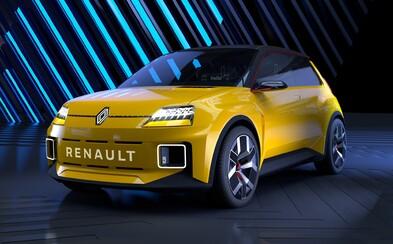 V rámci plánované modelové ofenzívy se vrátí slavný Renault 5. Jako atraktivní elektromobil