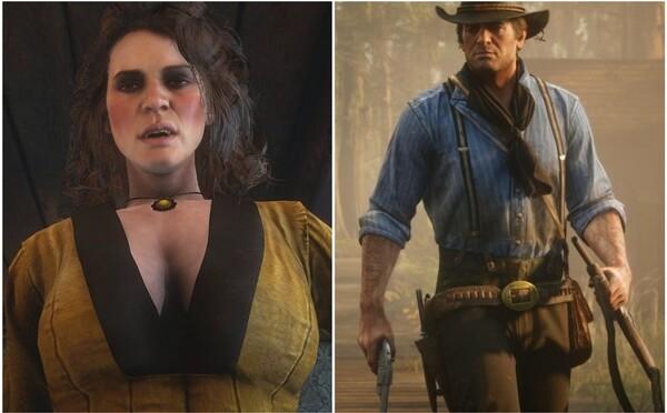 V Red Dead Redemption 2 si můžeš užít sex s pohledem v první osobě. Rockstar kvůli erotickému módu zuří