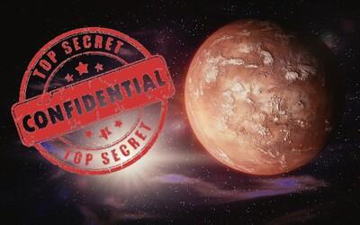 V roce 1984 agenti CIA testovali médium, kterému dali nevědomky popsat život na Marsu. O pokusu existuje oficiální záznam