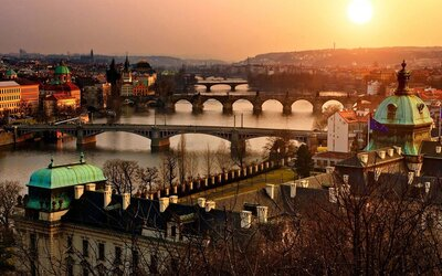 V roce 2070 bude v Praze a Středočeském kraji žít třetina obyvatel Česka
