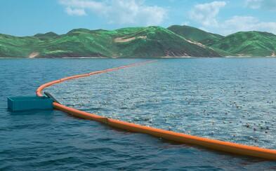 V roku 2016 sa začne prvé upratovanie oceánu. Plávajúca čistička má rozpätie dva kilometre