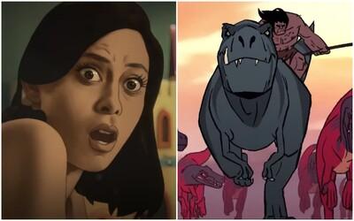 V roku 2019 vyšli tri originálne animované seriály. Cestovanie v čase a spojenie pračloveka s dinosaurom ťa posadí na zadok