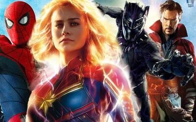 V roku 2020 uvidíme len 2 marvelovky. Ktoré filmy to budú a kedy dorazí zvyšok 4. Fázy MCU?