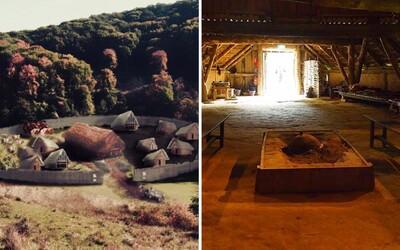 V rumunskej Transylvánii vyrastie osada, kde budú ľudia nažívať ako v 4. storočí. Ak im pomôžeš, môžeš prísť aj na dovolenku
