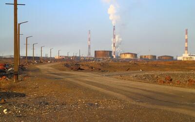 V ruskom meste Noriľsk uniklo do prírody ďalších 45 ton paliva